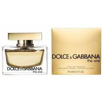 Perfume The One Dolce  Gabbana Eau de Parfum Feminino 75 ml