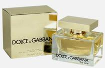 Perfume The One EDP Feminino 75ml DolceGabbana - Dolce  gabbana