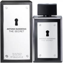 Perfume The Secret Edition Masculino Edt - Antonio Banderas - 100ml