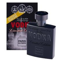 Perfume Vodka Limited For Man Paris Elysees - Masculino - 100 Ml