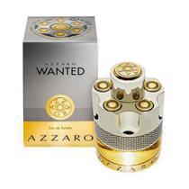 Perfume Wanted Azarrô Eau De Toilette Masculino 100ml -