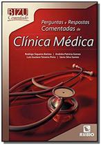Perguntas e Respostas Comentadas de Clínica Médica - Rubio