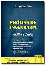 Pericias de engenharia analise e critica - Jurua