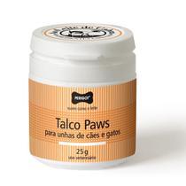 Perigot Talco Paws 25g Ao Leite De Cabra P/ Unhas Cães Gatos -