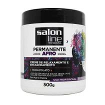 Permanente Afro 500g - Salon Line -