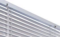 Persiana Horizontal  em Aluminio 140cm x 160cm Cinza - Ativa