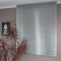 Persiana Horizontal em Alumínio 25MM Microperfurado 1,20L X 1,60A - Everblinds
