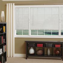 Persiana Horizontal PVC Premier - 1,60x1,60m - Branca - Evolux