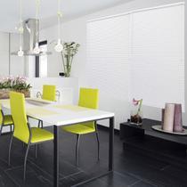Persiana Horizontal PVC Premier - 1,80x1,60m - Branca - Evolux