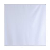 Persiana Rolô Blackout Nouvel - 1,60x2,20m - Branca - Evolux