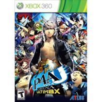 Persona 4 Arena Ultimax (P4AU) - Xbox 360 - Atlus