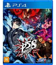 Persona 5 Strikers PS4 - Atlus