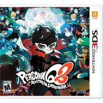 Persona Q2: New Cinema Labyrinth - 3DS - Nintendo