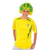 Peruca Maluca Brasil - Copa do Mundo -