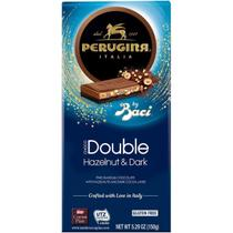 Perugina by baci - chocolate amargo com avelã double 150g -