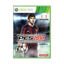 (PES 10) Pro Evolution Soccer 2010 - Xbox 360 - Jogo