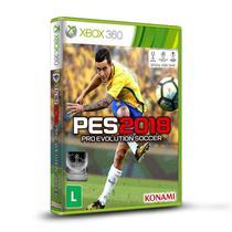 (PES 18) Pro Evolution Soccer 2018 - Xbox 360 - Microsoft