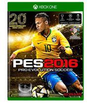 PES 2016 Pro Evolution Soccer - Konami -