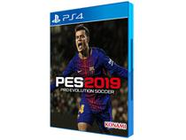 PES 2019 Pro Evolution Soccer para PS4 - Konami