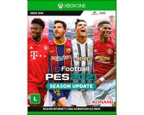 Pes 2021 Efootbal PRO Evolution Soccer 2021 Xone Mídia Física Original - Konami