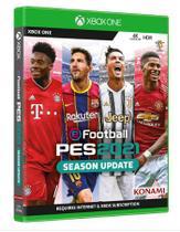 Pes 2021 (PES 21) - Xbox One Mídia Física - Konami