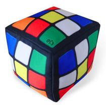 Peso de porta cubo mágico - pesinho nostalgia geek - Eba