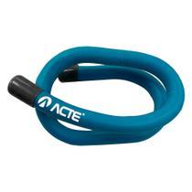 Peso Flexível Multiuso 700gr Acte T281 Chumbo e NBR Azul -