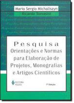 PESQUISA - 7ª ED - Vozes