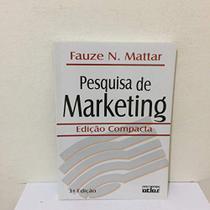 pesquisa de marketing - edição compacta - None