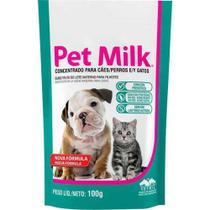 Pet Milk Leite P/ Gatos Cães Filhote - Vetnil -