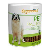 Pet Palitos Organnact Probiotico para Cães - 1kg -