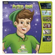 Peter Pan: Col. Minha história favorita narrada - Blu
