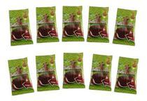 Petisco Bistequitos Bifinho Carne 50g Kit 10 Saches - Petitos