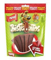 petisco bistequitos bifinho sabor carne 400gr - Petitos