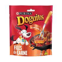 Petisco Doguitos Filé De Carne - 65g -