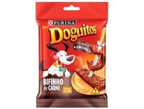 Petisco para Cachorro Adulto Doguitos - Bifinho de Carne 65g
