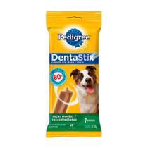 Petisco para Cães Pedigree Dentastix Raças Médias 180g -