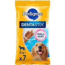 Petisco Pedigree Dentastix Cães Adultos Raças Grandes 270g -
