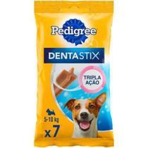 Petisco Pedigree Dentastix Cães Adultos Raças Pequenas 7 Uni -