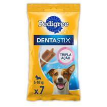 Petisco Pedigree Dentastix Cuidado Oral Para Cães Adultos Raças Pequenas 7 Sticks -