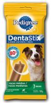 Petisco Pedigree Dentastix Raças Médias 7 Unidades 180g para Cães -