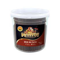 Petisco Pet Cachorro Snack PETITOS STICK SABOR CARNE 2,5kg -