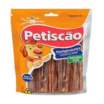 Petisco Petiscão Osso Dried Palito para Cães 300g -