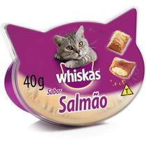 Petisco Whiskas Gatos Adultos Salmão 40g - Pedigree