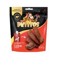 Petiscos Pet Bifinhos PETITOS STICK SABOR CARNE 500g -