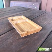 Petisqueira 2 Divisórias Bamboo - Baspan -