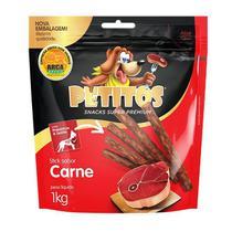 Petitos Bifinho Carne 500g -