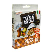 Petitos Delícias Do Chef - Pizza De Frango - 40g - 40g -