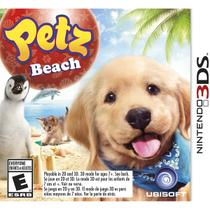 Petz Beach - 3Ds - Nintendo