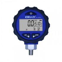 Pg30 pro blue manômetro digital  500 psi 87 gases - ELITECH